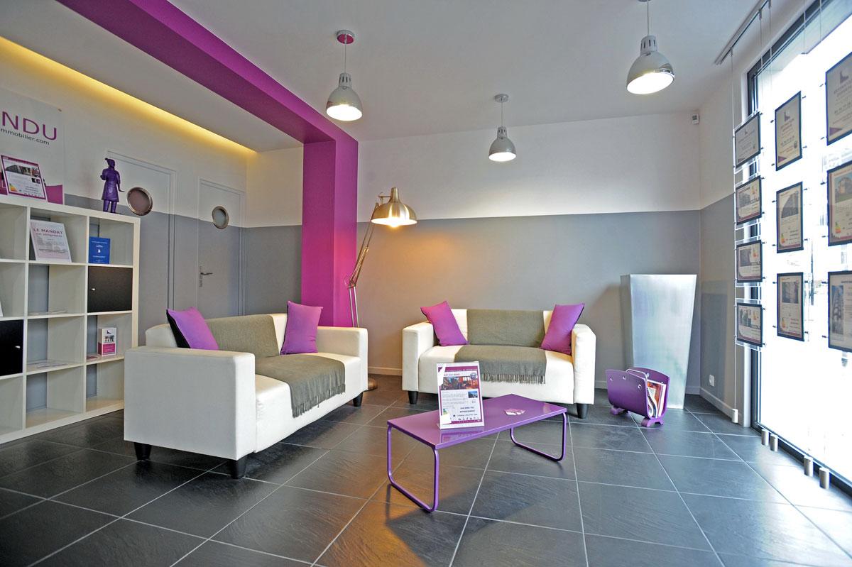 Buro2deco Agence Rk Immobilier Alen M  Aulle 30