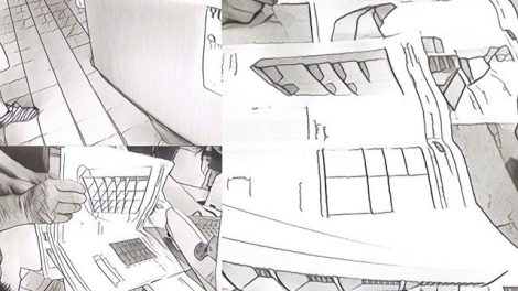 @Anduze,  pressing écologique, retouches et colis, la fin du rififi avec du mobilier adapté et des espaces réorganisés