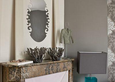 Un appartement vieillot devient une location meublée à Issy-Les Moulineaux - Buro2déco -Aménagement et décoration Chambre- 009