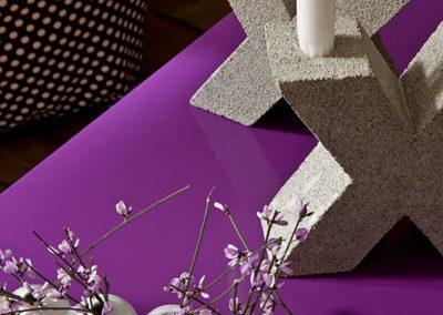 Un appartement vieillot devient une location meublée à Issy-Les Moulineaux - Buro2déco -Aménagement et décoration-Salon détail- 002