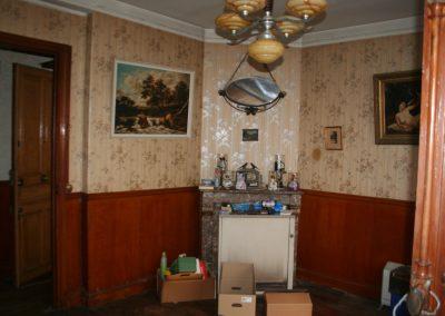 Un appartement vieillot devient une location meublée à Issy-Les Moulineaux - Buro2déco Avant-Cuisine en devenir