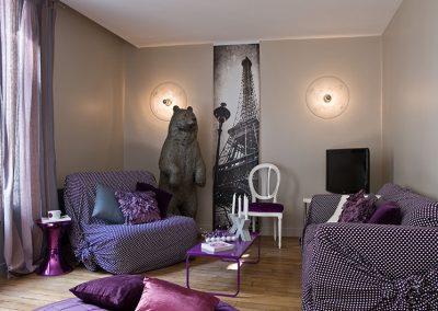 @ Issy-Les – Moulineaux, un appartement viellot devient une location meublée