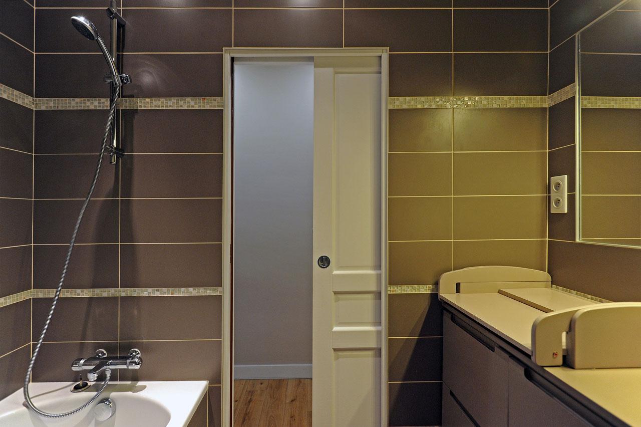 Optimisation de 60m2 pour vivre en famille, aménagement déco d'un appartement à Paris_019Alen_Meaulle