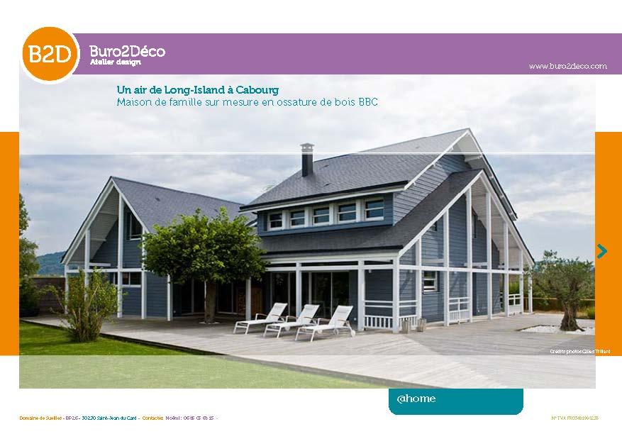 Esprit long Island à Cabourg, le projet en détails