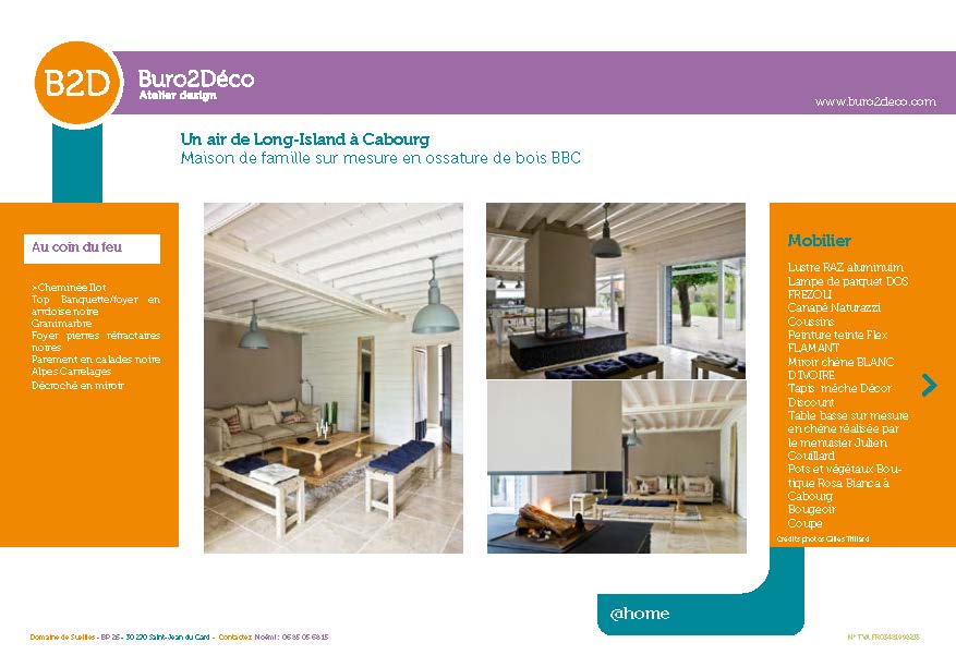 Buro2deco Book Home 2015 NC CABOURG Page 11