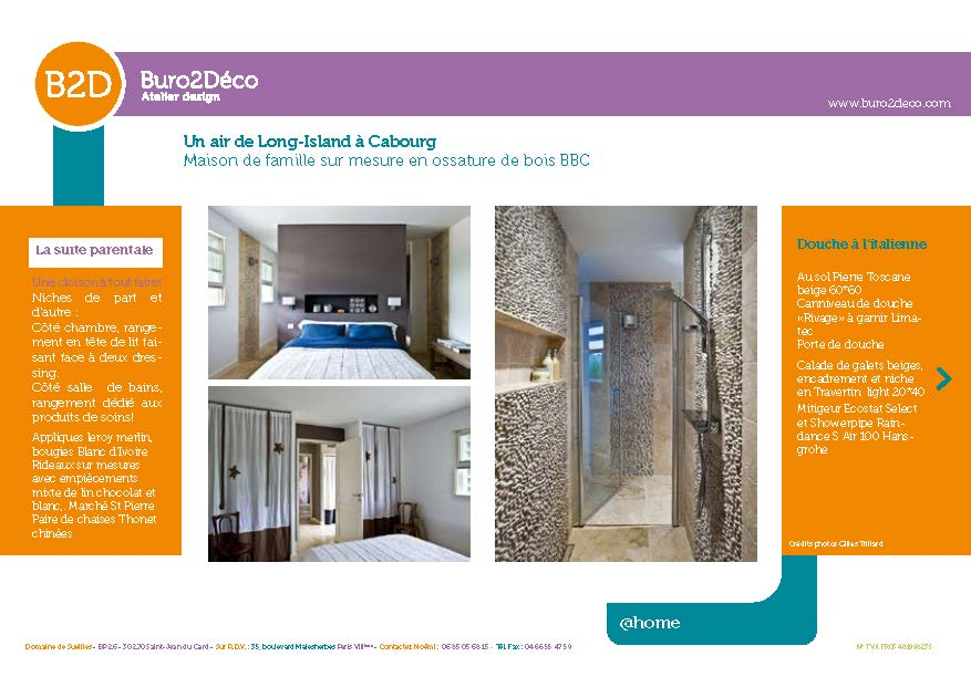 Buro2deco Book Home 2015 NC CABOURG Page 12