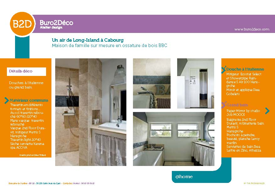 Buro2deco Book Home 2015 NC CABOURG Page 14