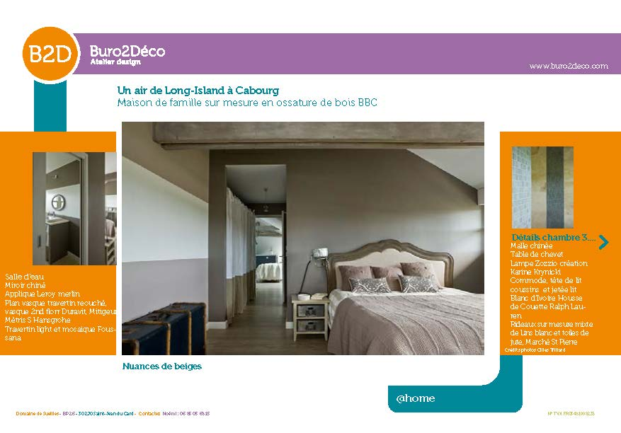 Buro2deco Book Home 2015 NC CABOURG Page 15