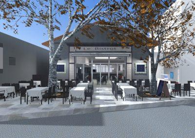 @Saint-Jean du Gard, Le Bistrot, Café Restaurant Expos Concert