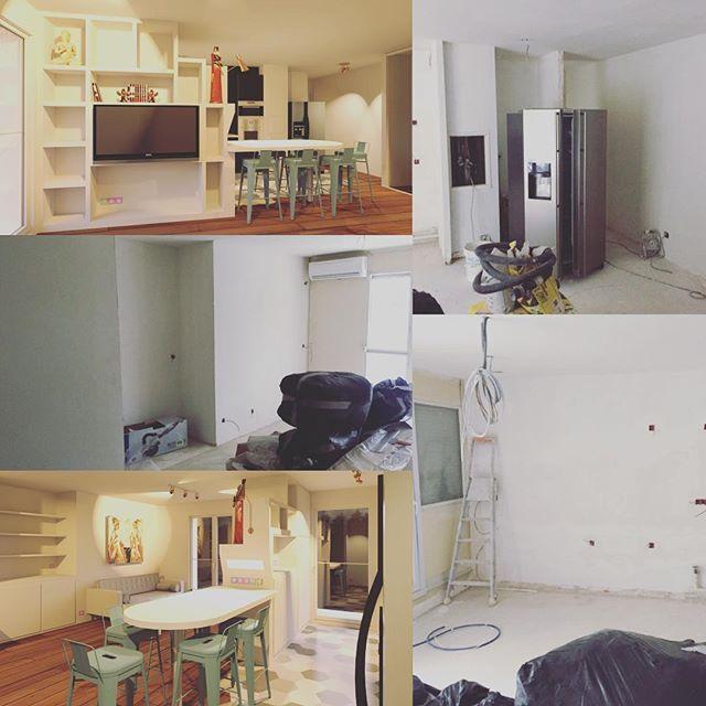 #projetencours #Pantin #renovation #Reboot #soonanewhappyspace