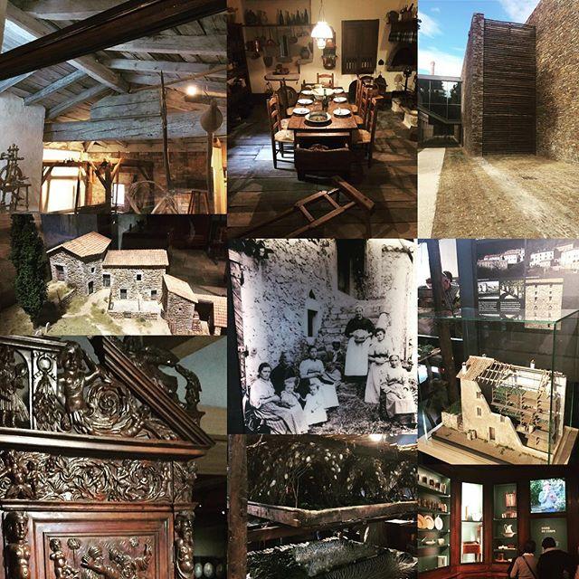 """#saintjeandugard #maisonrouge #valléescévenoles le nouveau #musee de notre village à découvrir jusqu'au 31 décembre 2017 pour sa 1ère """"saison"""" puis à partir du week-end de Pâques pour la saison 2018"""
