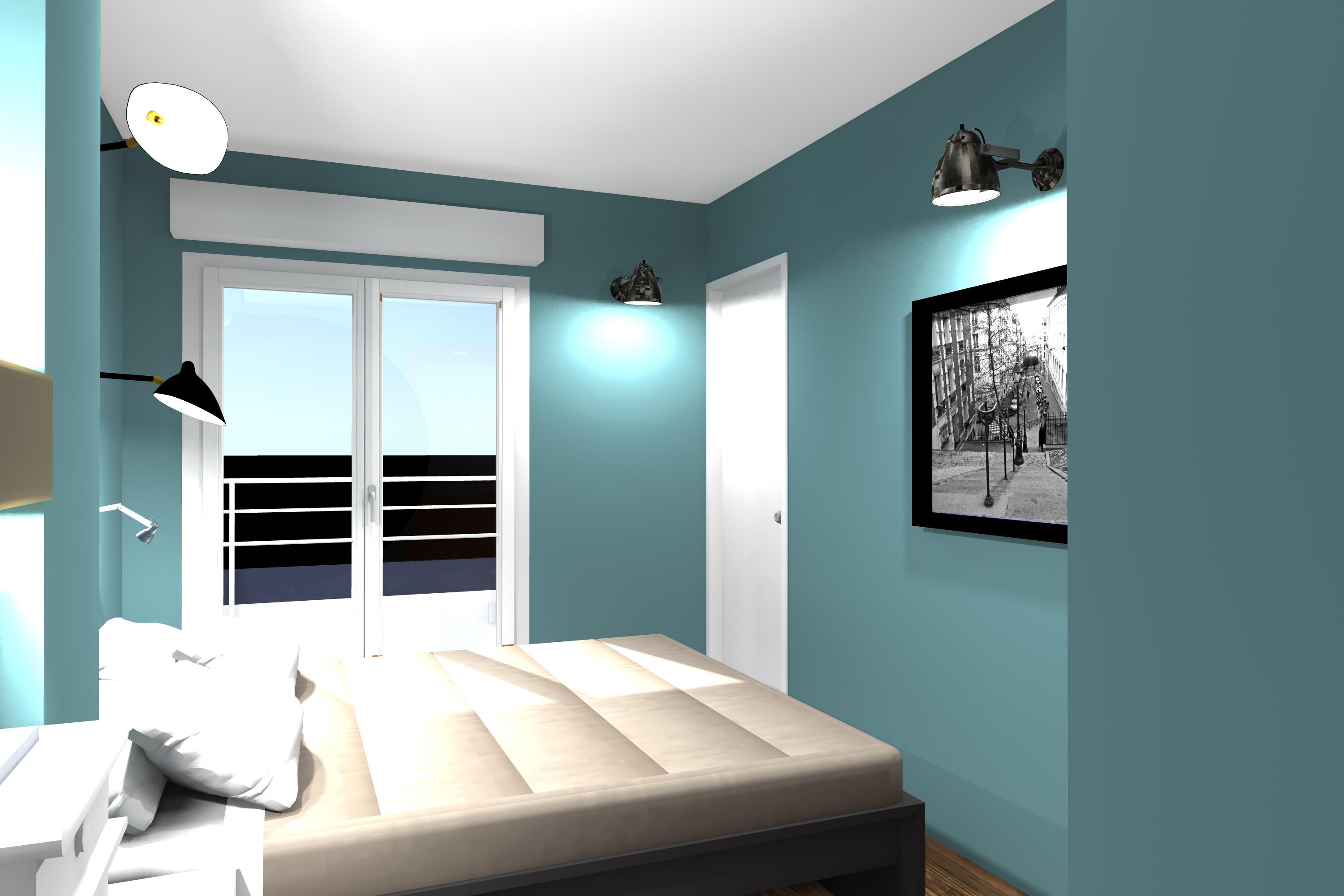 Aménagement et déco d'un appartement en duplex aux couleurs Comics Arty, à Asnières-sur-Seine